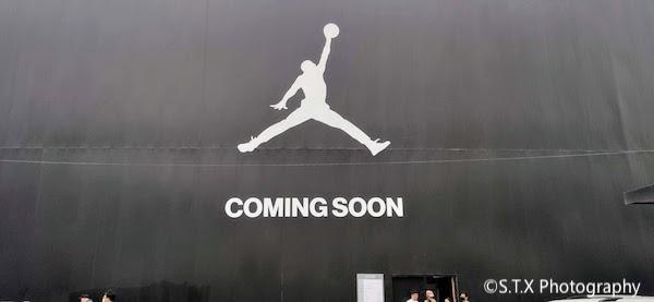 新沙洞林荫路、Air Jordan