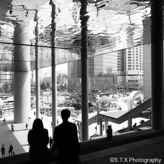飘在思密达、2018 iPhone 7 Plus 首尔街拍