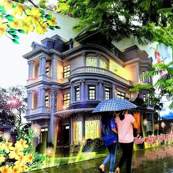 越南河内手机街拍
