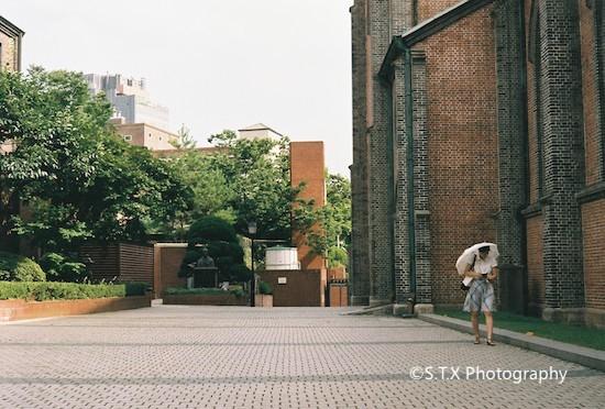 徕卡M6首尔街拍