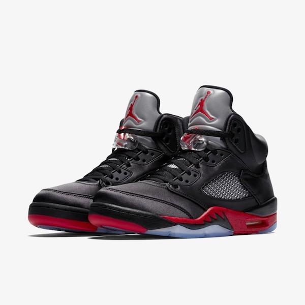 """Air Jordan 5 """"Satin Bred"""""""