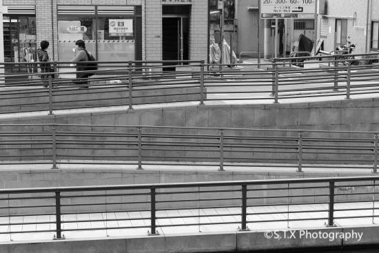 日本东京街拍、东京晴空塔