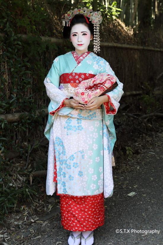 京都、艺伎