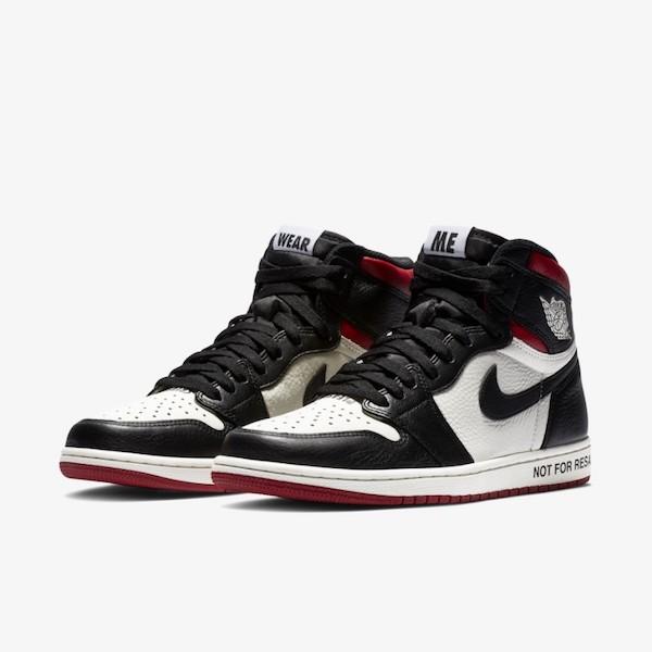 Air Jordan 1 NRG No L's