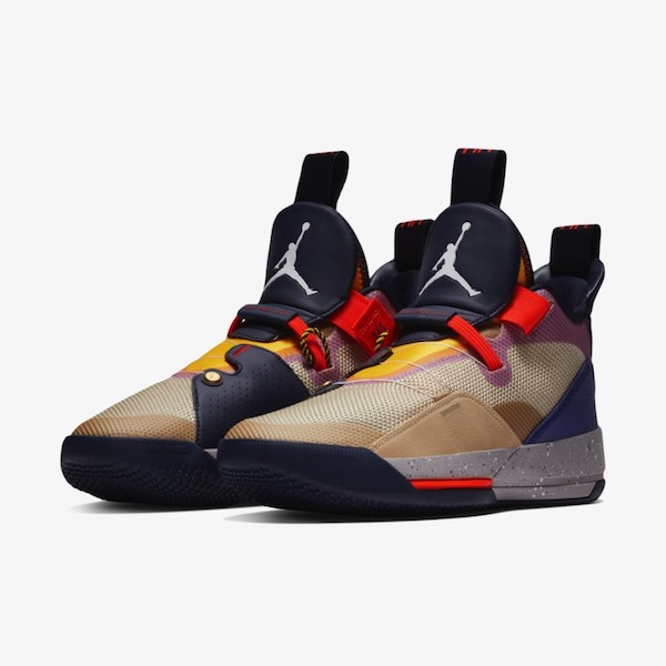 """Air Jordan 33 """"VISIBLE UTILITY"""""""