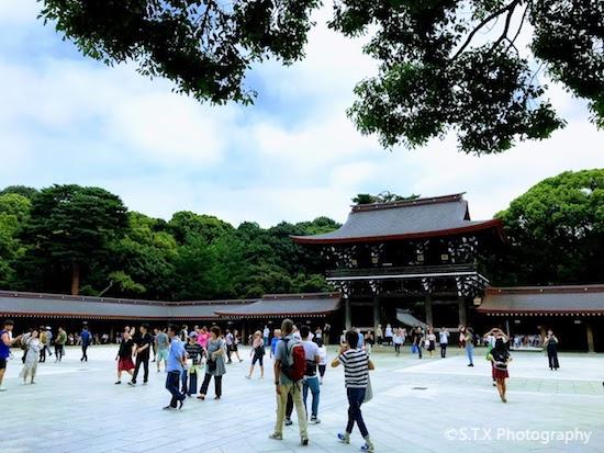 明治神宫、Meiji Jingu Shrine