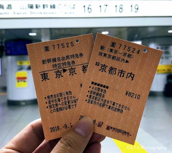 东京到京都