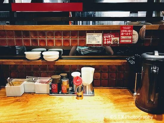 一风堂日式拉面店