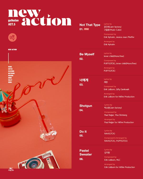 gu9udan、Act.5 New Action