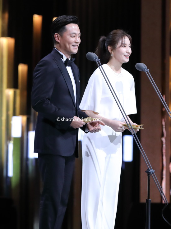 李瑞镇、金素贞、第39届青龙电影奖