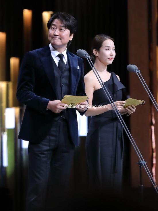 宋康昊、赵汝珍、第39届青龙电影奖