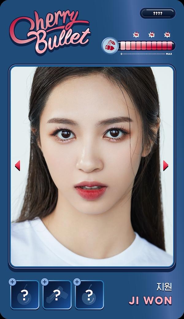 Cherry Bullet、ji won