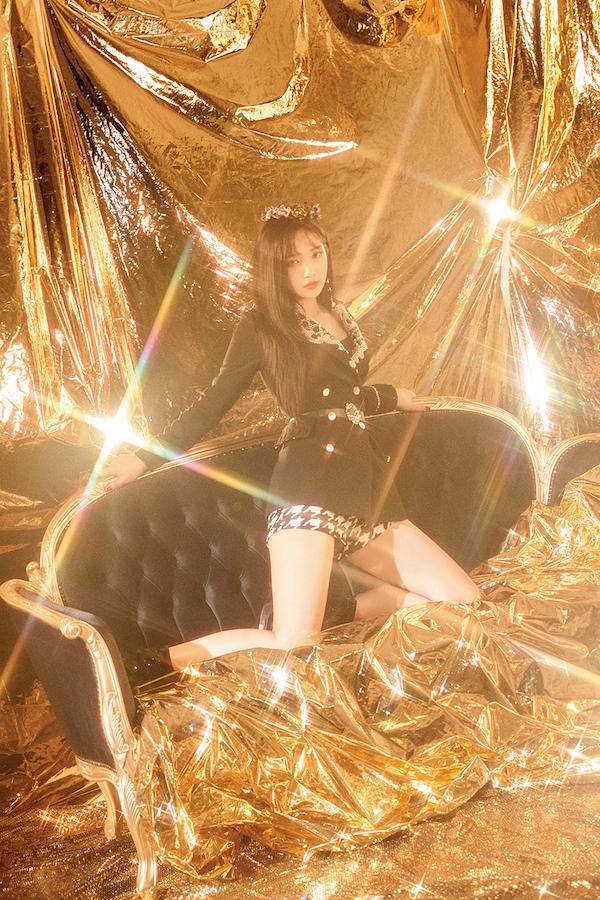 JOY、Red Velvet