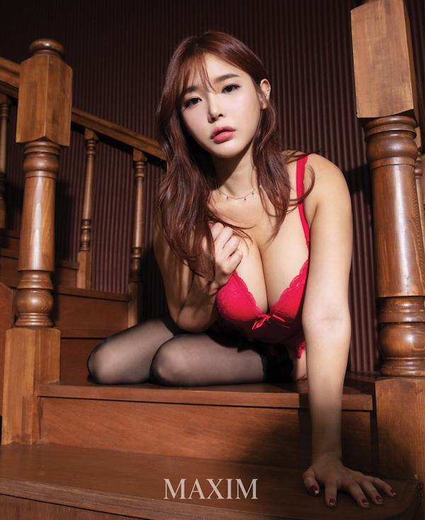 2018 MISS MAXIM CONTEST、Lee A yun