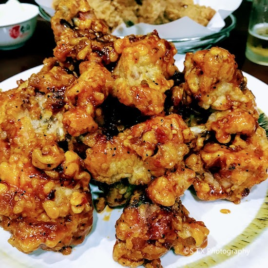 韩式炸鸡块