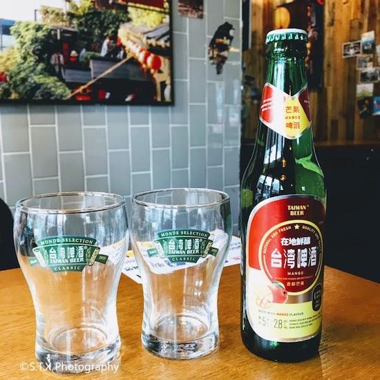 台湾芒果啤酒