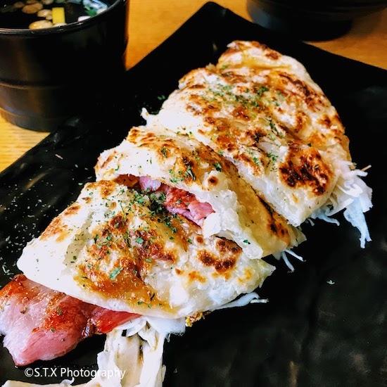 台湾葱抓饼