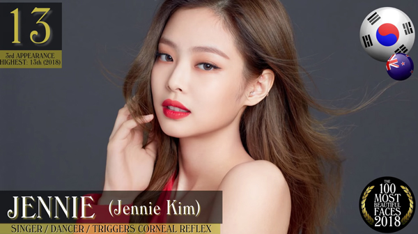 BLACKPINK、Jennie