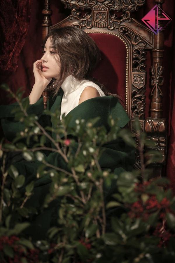 智妍、One day、T-ara