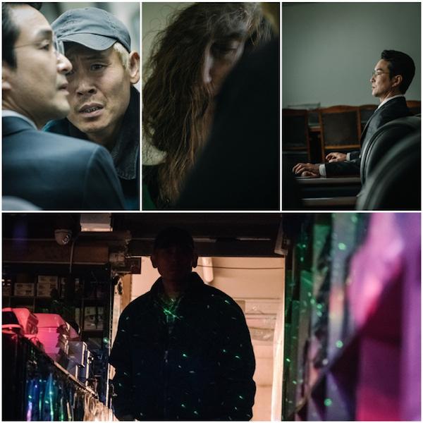 偶像、韩国电影