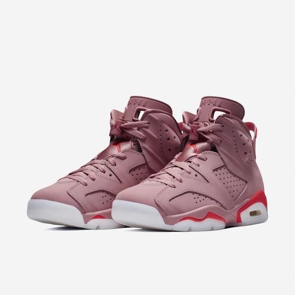 Air Jordan 6MILLENNIAL PINK