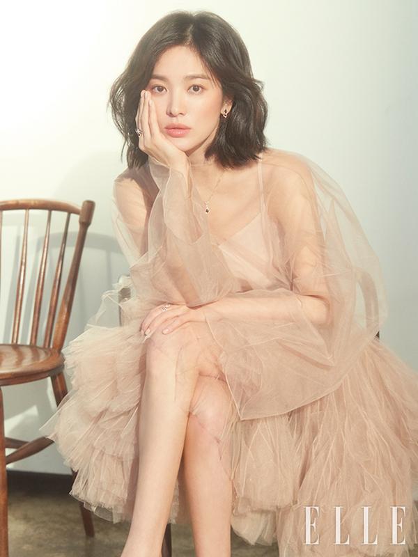 Song Hye-kyo、宋慧乔