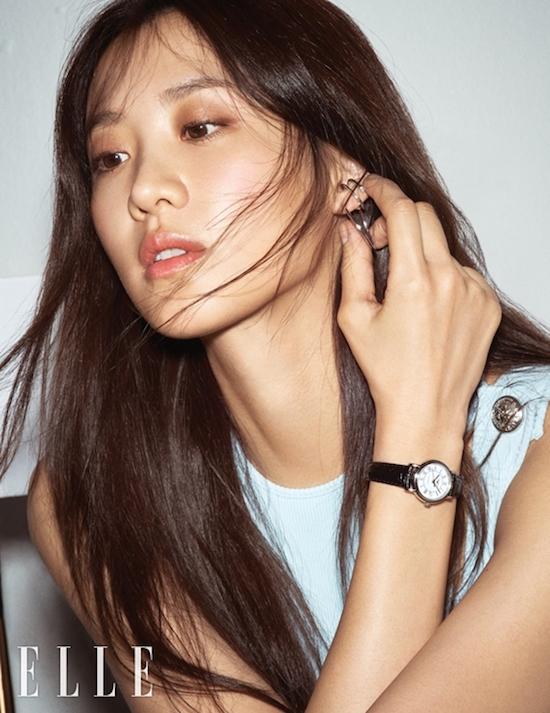 秀贤、Claudia Kim