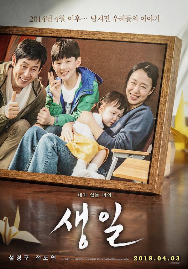 韩国电影、生日