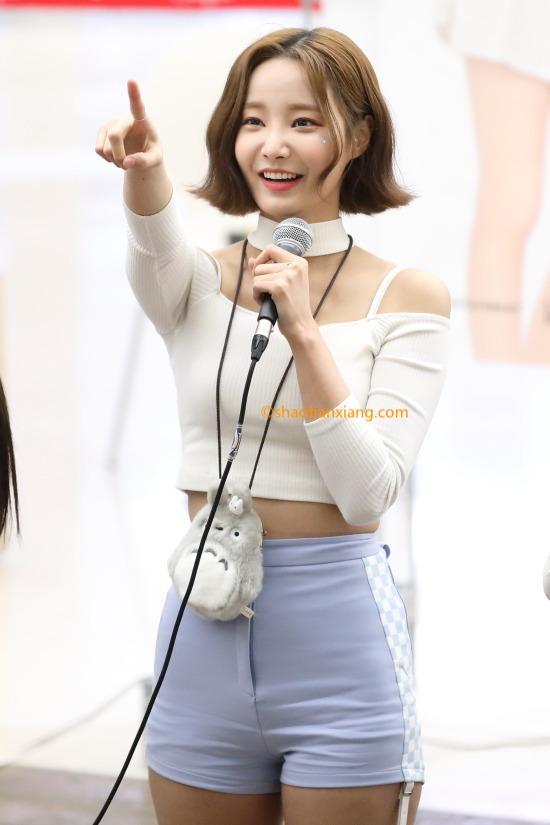 MOMOLAND、Yeonwoo
