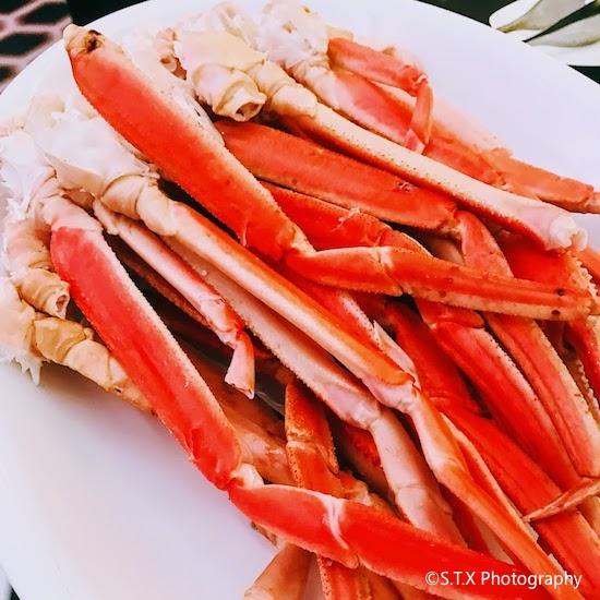 韩国美食、iPhone 7 Plus、帝王蟹
