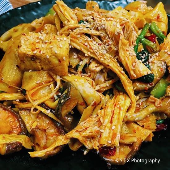 韩国美食、麻辣香锅
