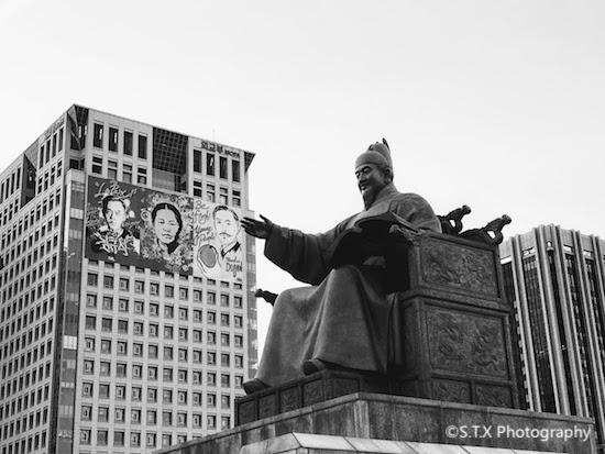 2019 iPhone 7 Plus街拍、光化门广场