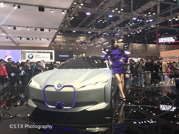 2019首尔国际车展 、宝马