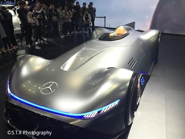 2019首尔国际车展 、奔驰
