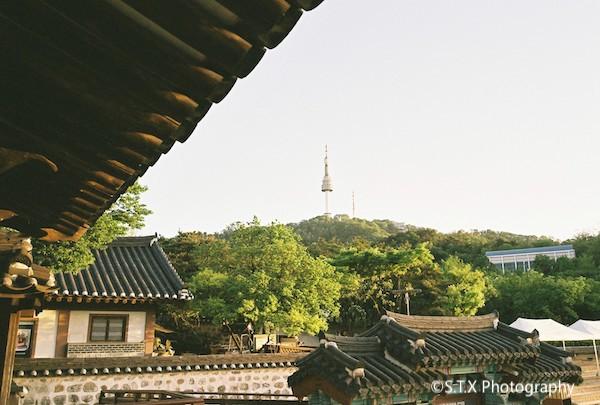 2019 CONTAX G2街拍、南山谷韩屋村