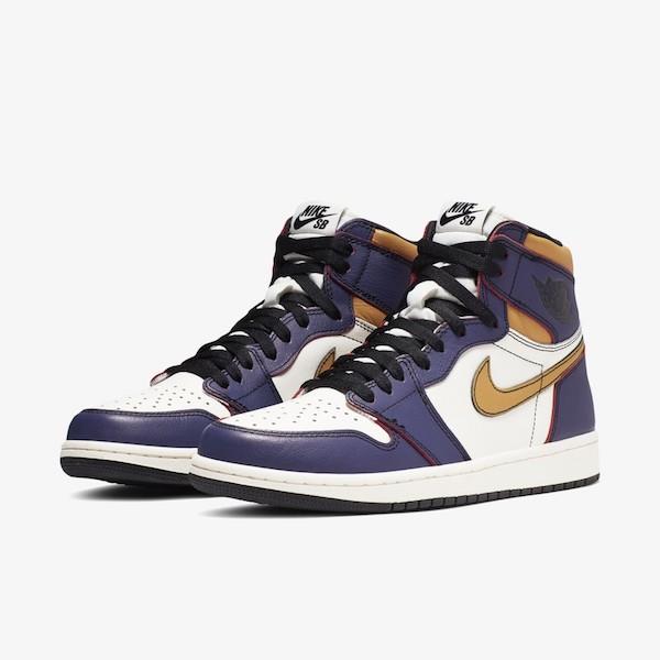 Nike SB x Air Jordan 1 LA TO CHICAGO