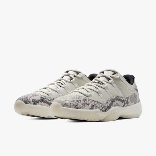 Air Jordan 11 、白蛇