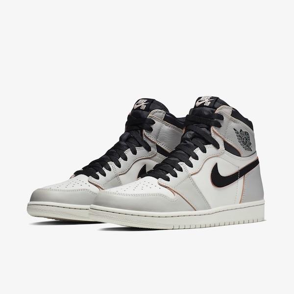 Nike SB x Air Jordan 1 NYC TO PARIS