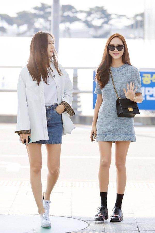 Jessica、Krystal
