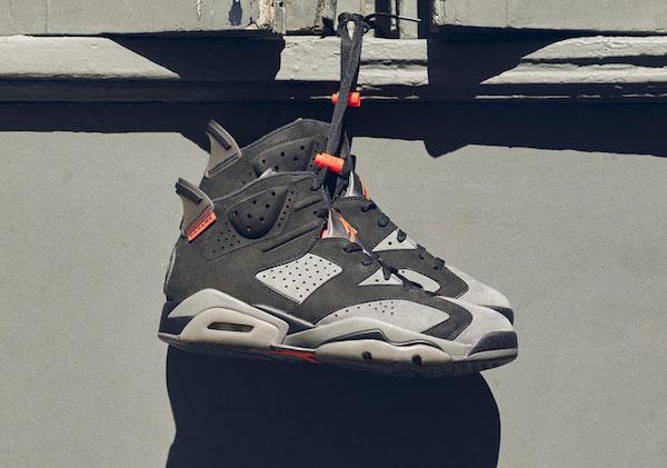 Air Jordan 6 PSG