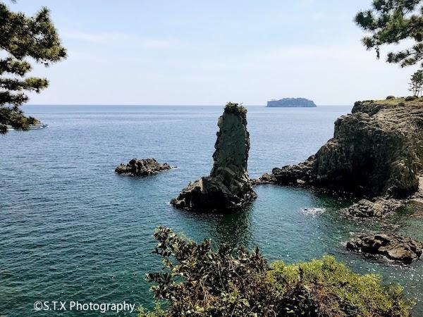 济州岛、独立岩