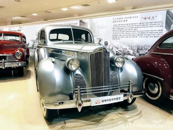 汽车博物馆、济州岛