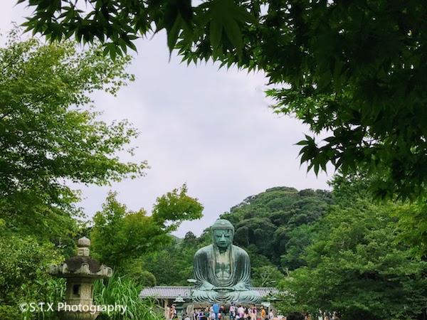 镰仓大佛、日本旅游攻略