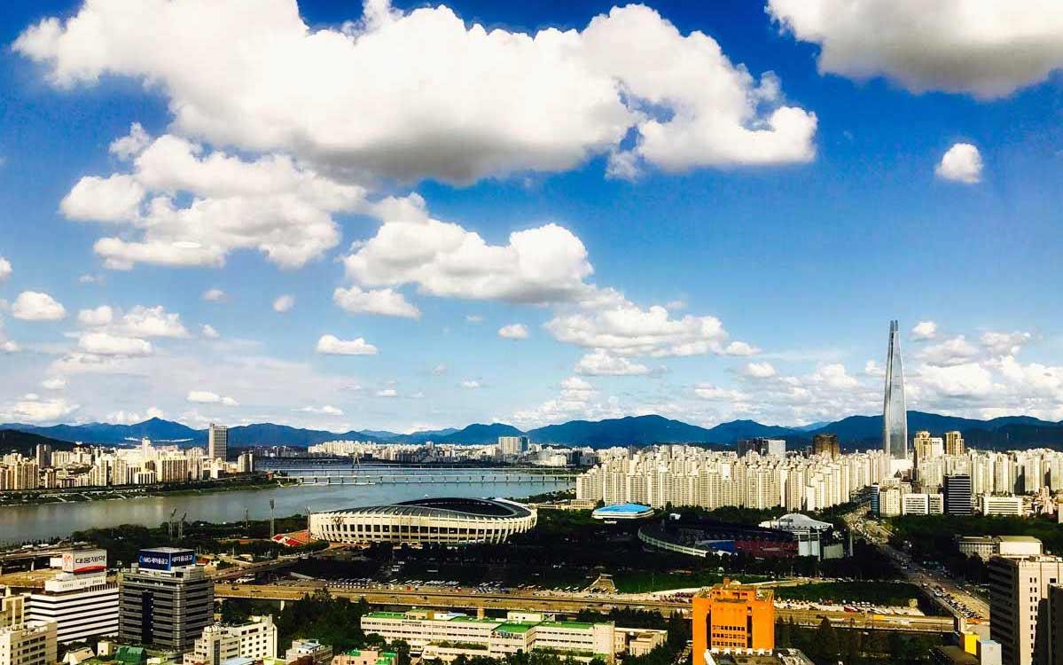 飘在思密达、首尔故事、韩国风光写真
