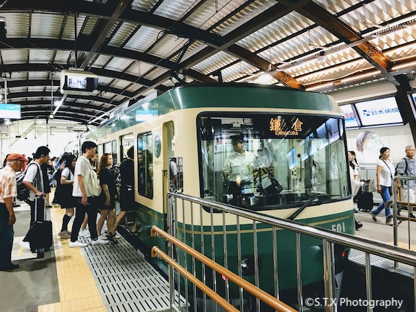 江之岛电车