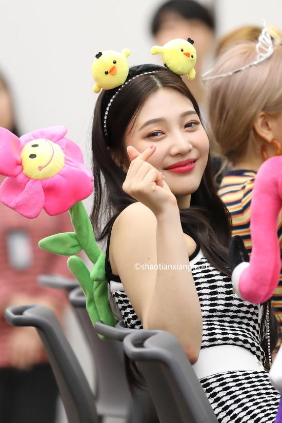 Red Velvet成员Joy