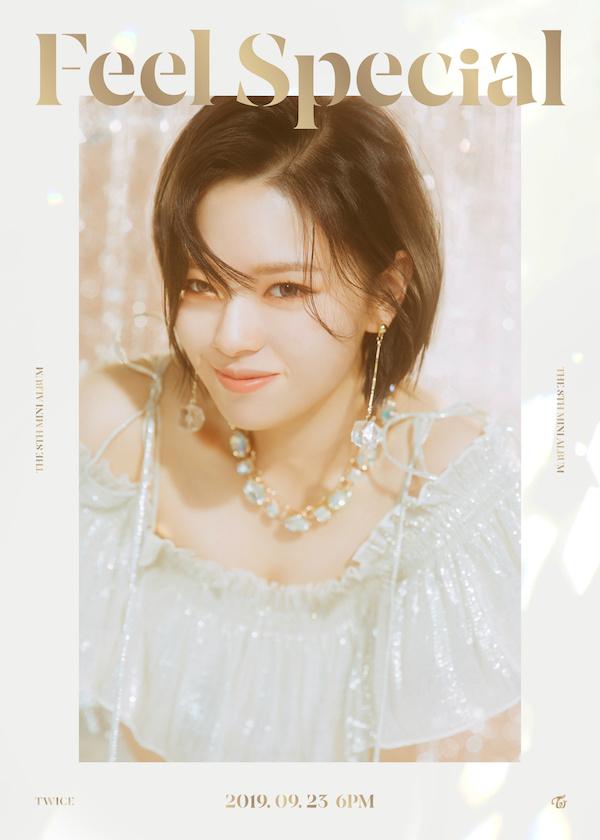 TWICE、Jeong-Yeon