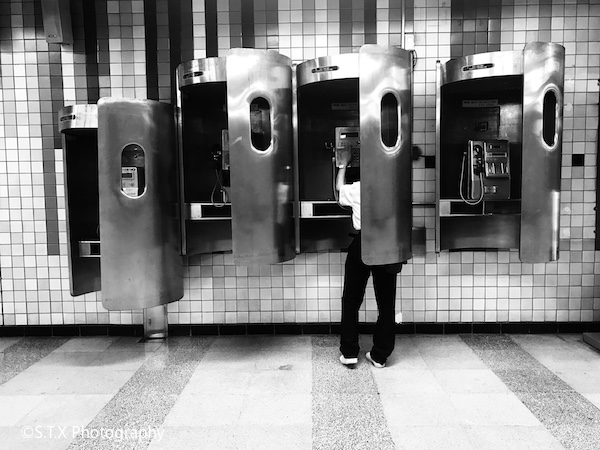 iPhone首尔街拍