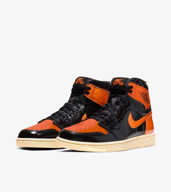 "Air Jordan 1 ""Shattered Backboard 3.0"""