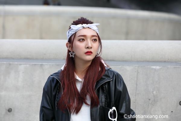 2019秋季韩国街拍